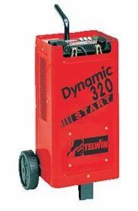Start charger 12 24 v dynamic 320 telwin.