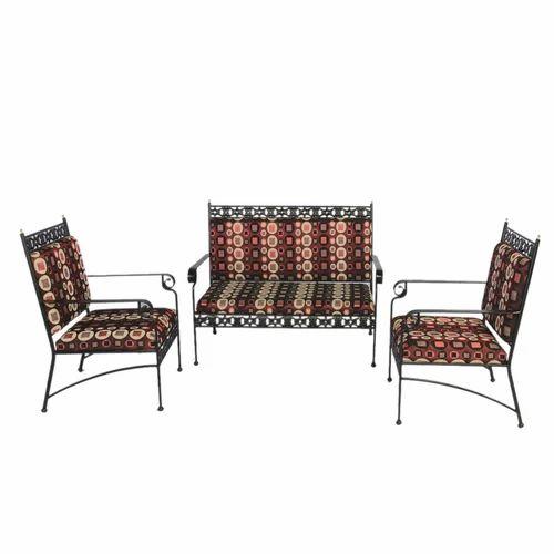 Metal Sofa Set 2 1 1 (SF 21)