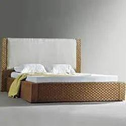 Stylish Cane Bed