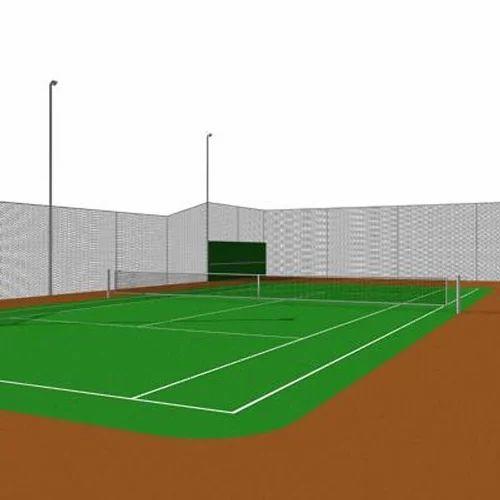 Tennis Court Construction Tennis Court Construction Service