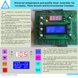 Universal Temperature and Profile Timer Controller
