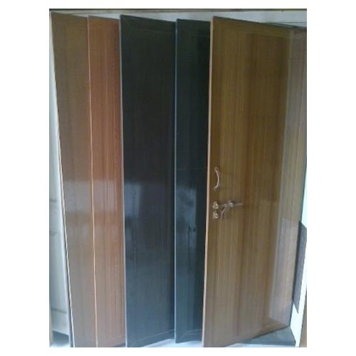 Multi Panel Pvc Hollow Profile Doors At Rs 700 Piece Pvc Doors