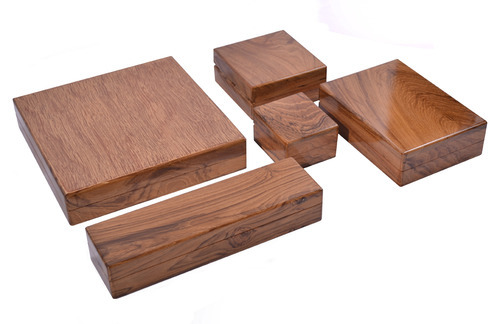 Teak Wood Jewelry Boxes Asia Touch Exporter in Safdarjung