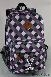 Nylon Foam Voyaguer School Bag