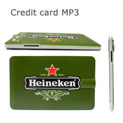 MP3 Player with FM and Card Reader