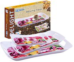 Delight Serving Tray