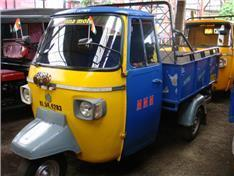 Piaggio Ape Cargo D 600 View Specifications Details Of Starter