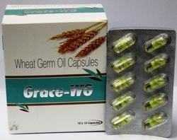 Wheat Germ Oil Capsules