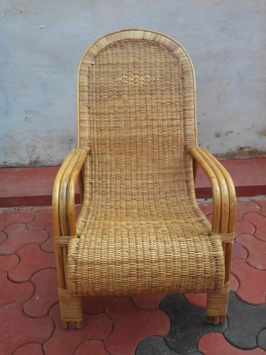 Easy Chair Cane At 6800 Only Wooden Furniture