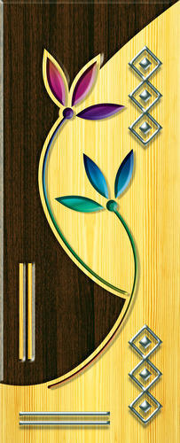 Lamination Door Paper And Micro Coated Door Paper