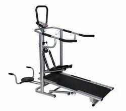 Multifunctional 4 In 1 Treadmill