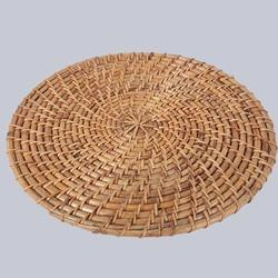 Wicker Round Mat