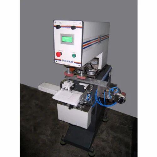 Pad Printing Machines - Two Color Pad Printing Machine