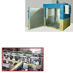 Powder Coating Oven for Food Industry