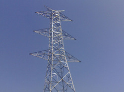 Transmission Line Towers Services(400kv)