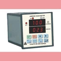 Ampere Hour Meter Discharge DisplayIM2507