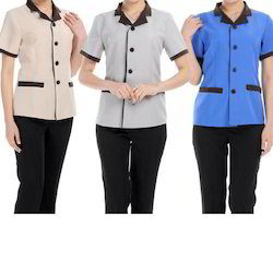 Hotel Service Staff Uniform