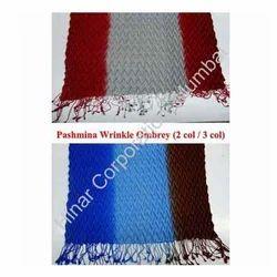 Crushed Pashmina Ombrey Shawls