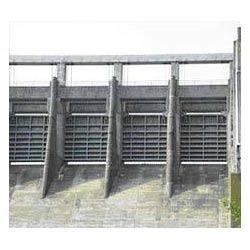 Spillway Crest Gates