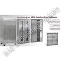 Stainless Steel Kitchen Storage Cabinet
