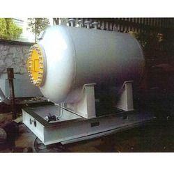 LPG Skid Tank