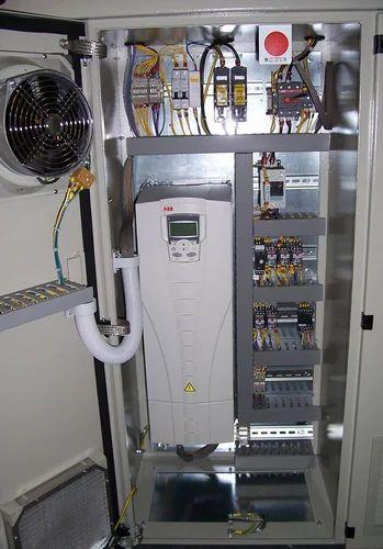 Automation Control Panel Abb Vfd Panels Service Provider