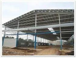 Concrete Frame Structures Factory Construction Services