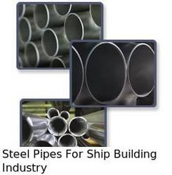 Steel Pipes For Ship Building Industry