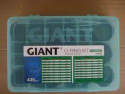 O Ring Kits For Hitachi Excavator, Size: Standard Sizes