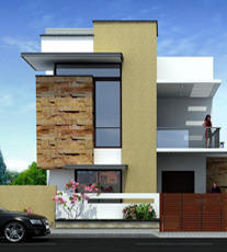Completed Projects - Construction Of A Two Storey