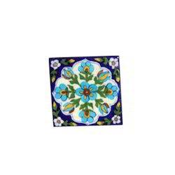 Ceramic Flower Tile