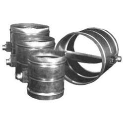 Motorized Three Way Bypass Damper
