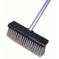 Hand Push Broom, For Floor Cleaning