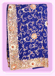 Wedding Saree-Bpws-301