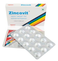 Incredible Zincovit Tablets Bl Apex Download Free Architecture Designs Grimeyleaguecom