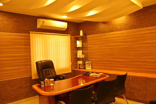 Bon Office Cabin Design