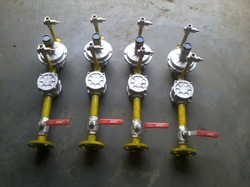 Gas Train DN 25 - Pressure Regulating Valve