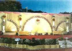 Reception Stage Decoration Service