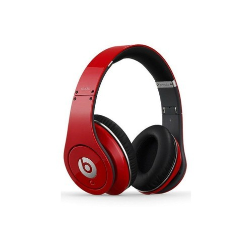 Beats by Dr.Dre Studio Headphone (Red)