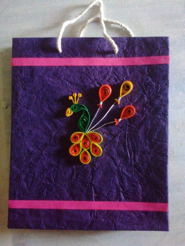 Bags Paper Bags With Quilling Retailer From Kakinada