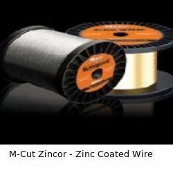 M-Cut Zincor - Zinc Coated Wire