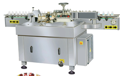 Automatic Linear Labelling Machine