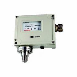 Baumer Pressure Switches