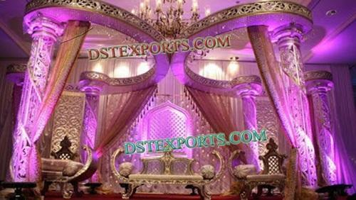 Asian Wedding Stages Glorious Canadian Wedding Stage Set Exporter