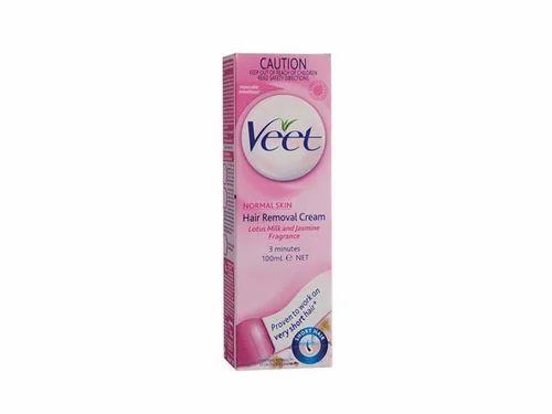 Veet Hair Removing Cream At Rs 60 Pack Onwards Veet Hair Removal