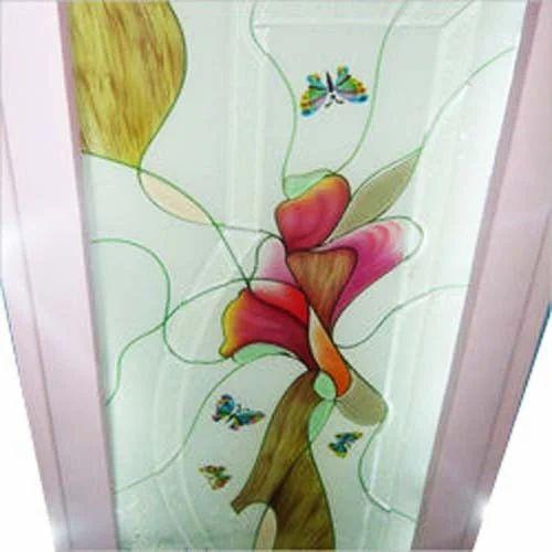 Color Etched Glass | Sri Lakshmi Kalyani Glass | Manufacturer in ...