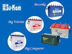 Sukam Inverter Battery
