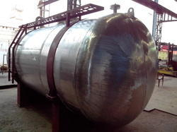 Aluminium  Tank for Nitric Acid Storage