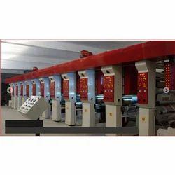 Auto Rotogravure Printing Machine