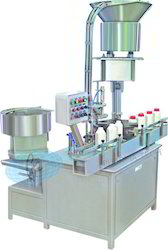 Inner and Outer Combo Capping Machine